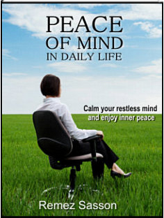 Peace of Mind in Daily Life